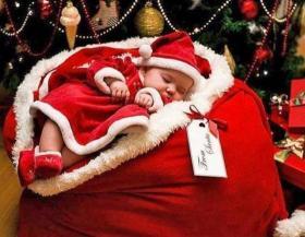 Новогоднее детям